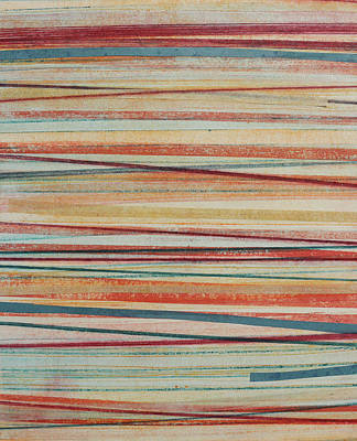 Mixed Media - Stripes 29 by Stacy Frank