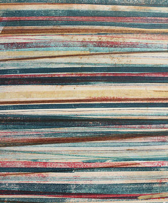 Mixed Media - Stripes 30 by Stacy Frank
