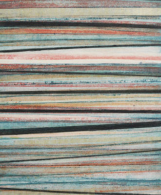 Mixed Media - Stripes 31 by Stacy Frank