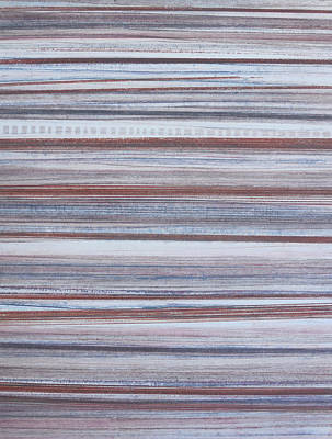 Mixed Media - Stripes 46 by Stacy Frank