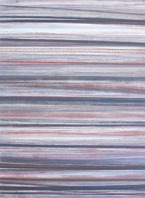 Mixed Media - Stripes 47 by Stacy Frank