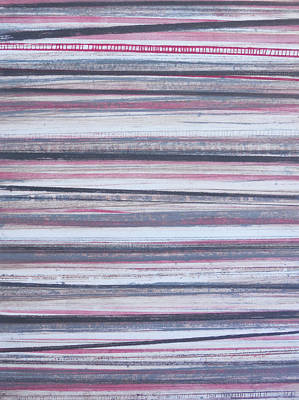 Mixed Media - Stripes 48 by Stacy Frank
