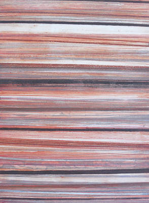 Mixed Media - Stripes 49 by Stacy Frank