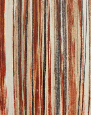 Mixed Media - Stripes 59 by Stacy Frank