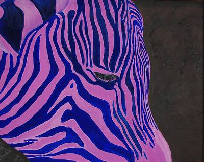Painting - Stripes by Charla Van Vlack