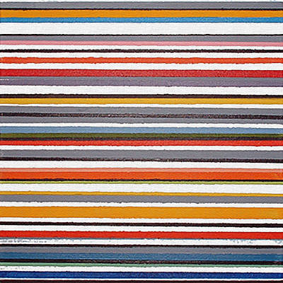 Painting - Stripes G by Stan  Magnan