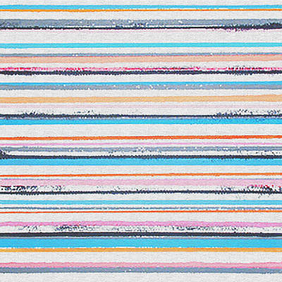 Painting - Stripes J by Stan  Magnan