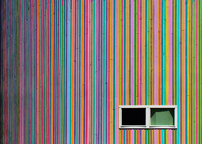 Photograph - Stripes by John Cardamone