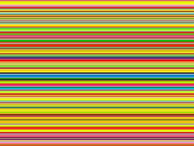Colours Painting - Stripes Of A Moment #h004 by Eva Vladi