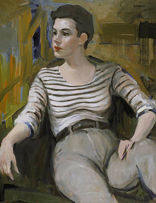 Painting - Stripes by Robert Holden