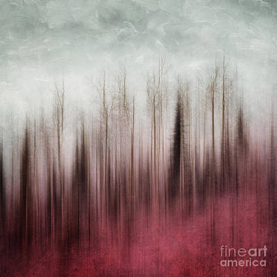 Stripped To The Soul Art Print by Priska Wettstein