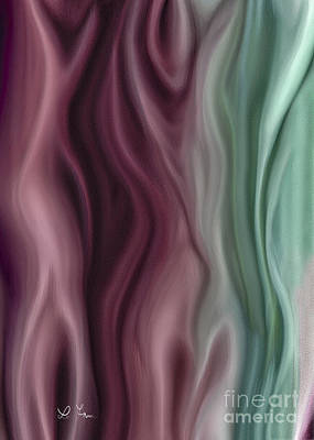 Digital Art - Stripping by Leo Symon