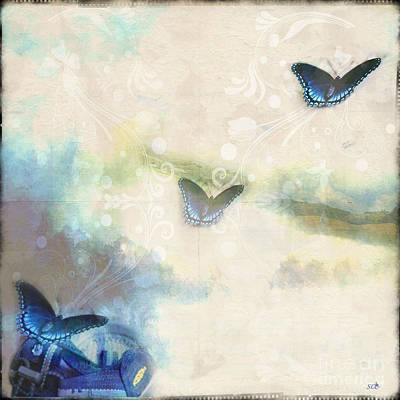 Photograph - Strive To Fly High by Sandra Clark