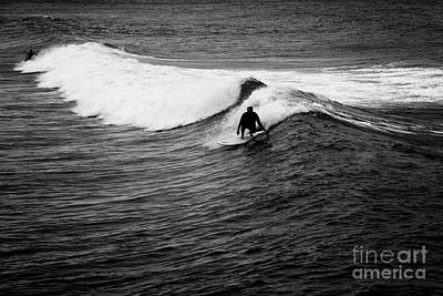 Wall Art - Photograph - Stroking The Waves by Pippa Dini