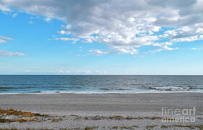 Photograph - Stroll Along Myrtle Beach by Kathy Baccari