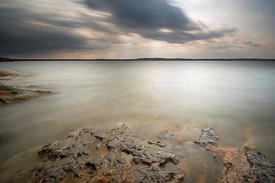Thurmond Wall Art - Photograph - Strom Thurmond Lake 2 by Derek Thornton