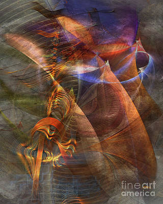 Digital Art - Strong Desire by John Beck