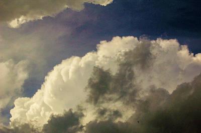 Photograph - Strong Nebraska Thunderstorms 002 by NebraskaSC