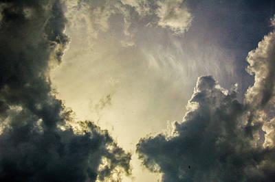 Photograph - Strong Nebraska Thunderstorms 003 by NebraskaSC