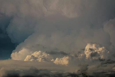Photograph - Strong Nebraska Thunderstorms 008 by NebraskaSC