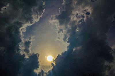 Photograph - Strong Nebraska Thunderstorms 001 by NebraskaSC