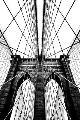 New York Skyline Photograph - Strong Perspective by Az Jackson