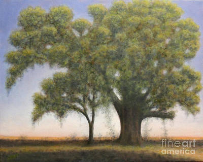 Painting - Strong Roots by David Swint