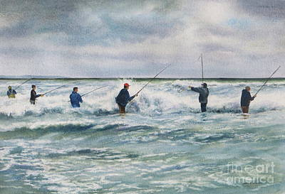 Painting - Strong Six by Karol Wyckoff