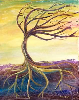 Painting - Stronger by Lisa DuBois