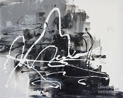 Painting - Stronger by Preethi Mathialagan