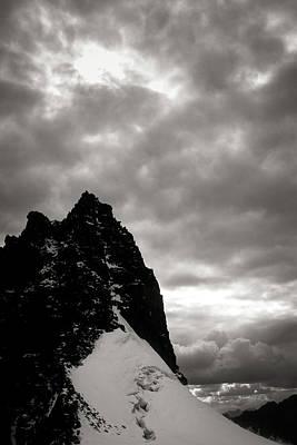 Rocky Mountains Photograph - Stronghold by Konstantin Dikovsky