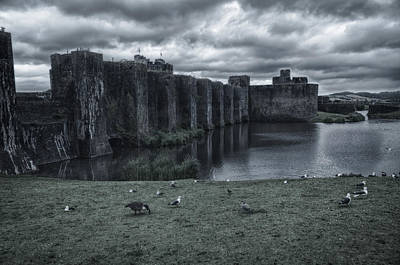Photograph - Stronghold by Stewart Scott