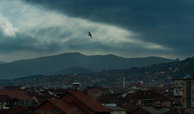 Photograph - Strumica Blue by Jonas Sundberg