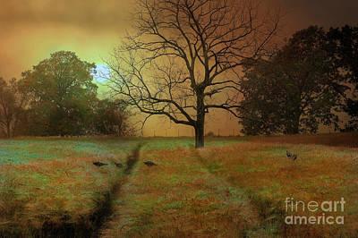 Photograph - Struttin by Rick Lipscomb