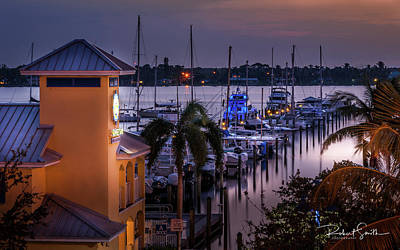 Photograph - Stuart Harbor by Robert Smith