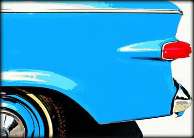 Studebaker 3 Art Print