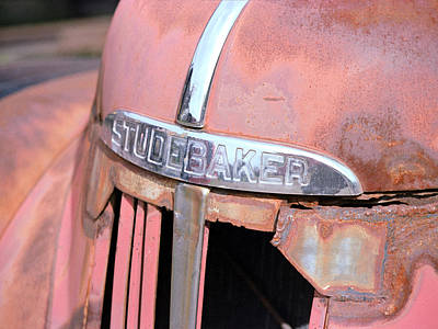 Photograph - Studebaker by David Bader