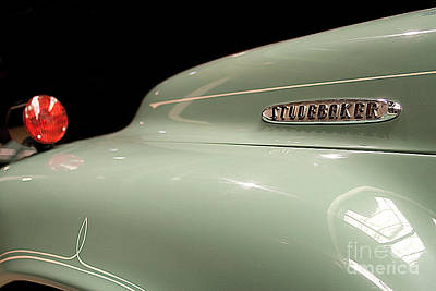 Photograph - Studebaker by Patricia Hofmeester