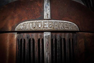 Studebaker Art Print