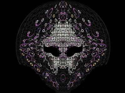 Digital Art - Student by Subbora Jackson