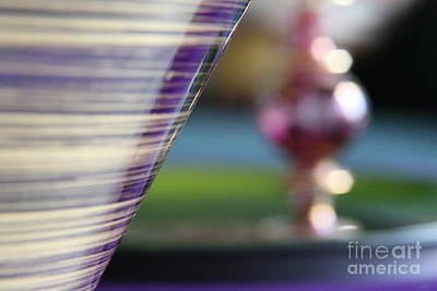Photograph - Studies In Glass ...bokeh by Lynn England