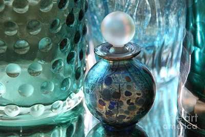 Photograph - Studies In Glass ...murano by Lynn England