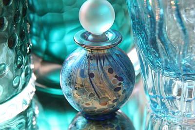 Studies In Glass...murano Art Print by Lynn England