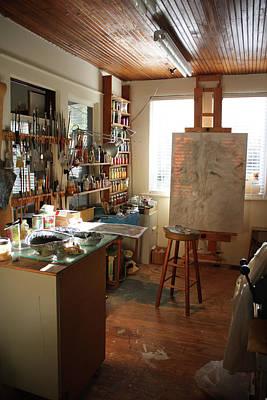 Photograph - Studio 2 by Terrance DePietro