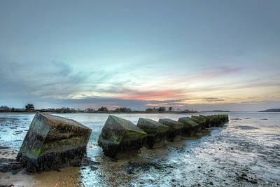 Defence Photograph - Studland Bay - England by Joana Kruse