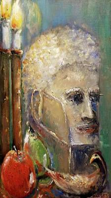 Painting - Study by Bernadette Krupa