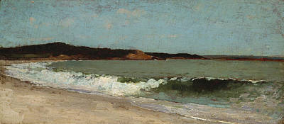 American Eagle Painting - Study For Eagle Head by Winslow Homer