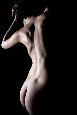 Nude Photograph - Study by Joe Kozlowski