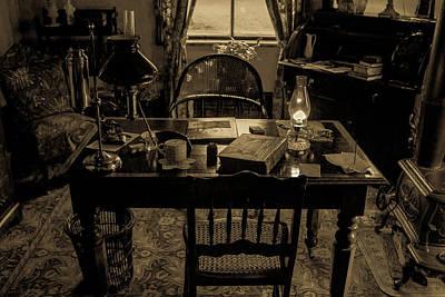 Study Room Original by Qingrui Zhang