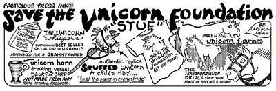 Drawing - Stuf Fpi Cartoon by Dawn Sperry